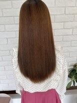 ヘアサロン クリア(hair salon CLEAR)【柔らかまっすぐ】 美髪★矯正ストレート