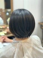 アーヴォ ヘアー(Arvo hair)毛量の多い方にもオススメ♪可愛いショートボブ★