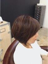 ゼルコバ(ZelCova)3Dカラー×白髪染め 三国ヶ丘 堺