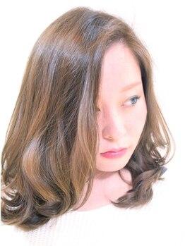 パレット ヘアーメイクの写真/スタイリスト自身が違いを確かめた薬剤のみお客様へご提供♪表面の補修ではなく髪の芯から美しく導きます!