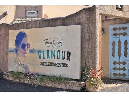 グラマー GLAMOURの写真