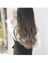 ヘアデザイン ダブル(hair design Double)グラデーションダブルカラー