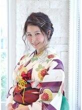 チップタップ 吉祥寺店(tip top)2016パターンアレンジ3 ミディアムヘア