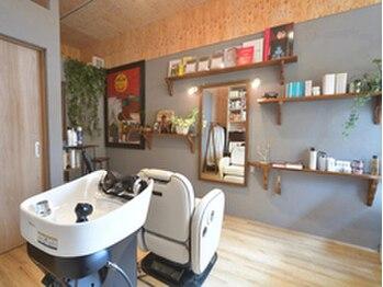 ニーチ(HИCH)の写真/9月8日から逗子にNEWオープン!《完全プライベートサロン》でお客様と向き合う美容室です。