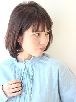 トキ(tokii)の写真/《tokii》では豊富なカラーバリエーションで今まで諦めていた明るめの白髪染めも対応♪是非お任せ下さい★