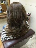 ファシオ ヘア デザイン(faccio hair design)3Dカラー