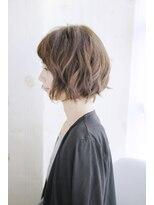 吉祥寺3分ヴェールウェーブブルージュ美髪似合わせカットアシメ1