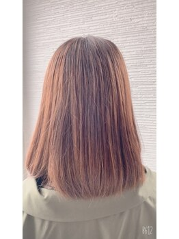 美容室ランセルの写真/『ランセル』髪・頭皮に優しいオーガニックカラーがおすすめ☆ダメージが気になる方も♪