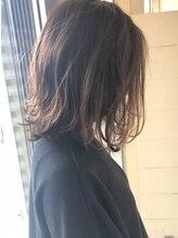 ヘアーデザイン フルーツ(Hair Design FRUITS)くびれセミディ
