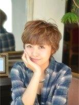 ギフト ヘアー サロン(gift hair salon)マッシュライン☆ショートスタイル (熊本・通町筋・上通り)