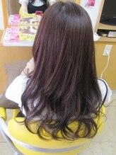 モーレ 上島店(molle)☆気品溢れるベリーカラーで艶美髪女子に♪☆