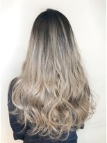 ニューヨークニューヨーク 河原町三条店(NYNY)blond beige gradation ★