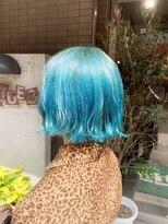 ヴァーチューセカンド(VIRTUE 2ND)派手髪カラーは事前にご連絡ください!希望色がない場合あります