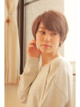 イト リトルヘアガーデン(ito. little hair garden)☆泉中央 美容室★ito.のショートヘア