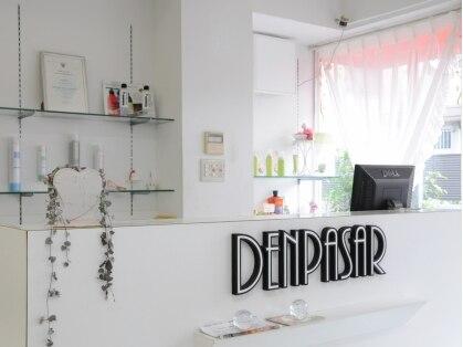 ヘアーサロン デンパサール(Hair salon DENPASAR)の写真