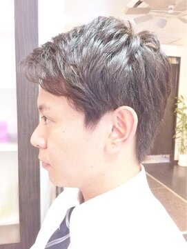 オムヘアーツー (HOMME HAIR 2) クセ毛ネコっ毛ユルフワ