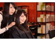 髪染本舗クルール(COULEUR)の雰囲気(ヘアカラー専門店ならではの徹底したカウンセリングで艶カラー♪)