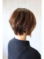 テオ ヘア(teo hair)グラデーションボブ