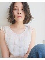 ラレイ(Lalei) 【ささきまさき】グラデーションボブ+毛先パーマ