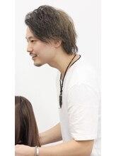 ヘアールームキュー(HAIR ROOM quu+)kyuma takahiro