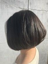 ヘアサロン エン(hair salon en.)ショートグラボブ