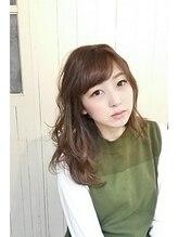 ランプ ヘアーデザイン(ramp Hair Design)【ミディアム】