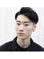 オブハーツ 八王子みなみ野店(OF-HEARTS)サイドパートメンズ2ブロック