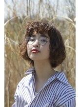 ヘア サロン リュース(hair salon Ljus)ふわふわボブパーマ
