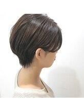 ラソヘアー(Laso hair)ショートスタイル