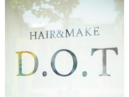 ヘアーアンドメイクドット(D.O.T)の写真