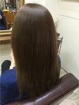 ファシオ ヘア デザイン(faccio hair design)イルミナベージュ