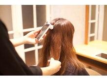 【SYSTEMトリートメント】頭皮診断からお客様にあったトリートメントをセレクト!いつまでも綺麗なツヤ髪に