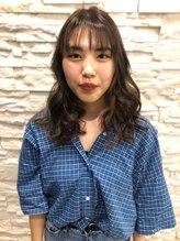トータルビューティサロン シェリ(total beauty salon cheri)【Cheri】チラ見えインナーカラー