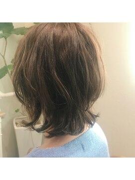 レガーメ(hair make Legame.)ふんわり愛されパーマ