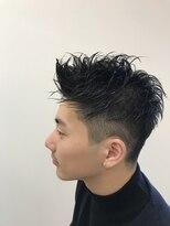 オクトーバー シュクガワラ(OCTOBER SHUKUGAWARA)Masuzaki's Salonwork ウエットフェード