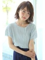 アンアミ オモテサンドウ(Un ami omotesando)【Unami】フリンジバング×スポンテニアスボブ島田