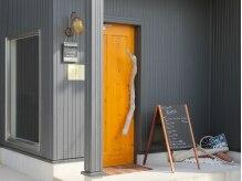 ヘア デザイン ルーエ(Hair design Ruhe)の雰囲気(琵琶湖のほとりに佇む一軒家の中には、寛ぎの空間が広がります。)