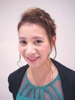 エムタニグチオーブ(M.TANIGUCHI o.r.b)大切な日のヘアアレンジ♪