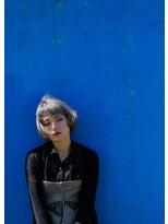 オゥルージュミュゼ(Aurouge)Au-rougeBOSS美髪コレクション「ハイトーンBOB」【PhotoBOSS】