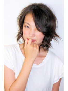 ヘアーアンドリラクゼーション ノーベル(Hair&Relaxation NOBEL)の写真/「なりたい」をしっかりと汲み取り、髪質に合わせたあなただけのオンリーワンスタイルを☆