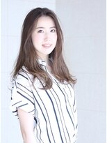 ソッリーソ ヘア(sorriso hair)【sorriso hair桜山】大人ロング3Dグラデーションイルミナカラー