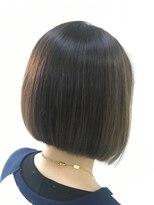 ヘアースタジオ ジャップ(Hairstudio JAP)ツヤツヤ内巻きボブ