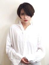 チャクラ アルカ ヘアサロン(Chakura arka Hair Salon)大人女子!丸みショートボブ♪ 【立川チャクラ】