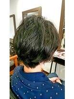 ヘアープラン チョイス 上連雀店(Hair Plan CHOICE)ふんわりパーマ