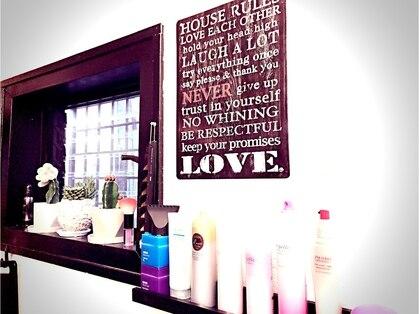 アクアリリー ヘアデザイン(AQUA LILY hair design)の写真