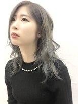 アーティカルヘア(ARTICAL HAIR)グラデーション☆ 【アッシュグレー】