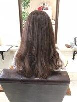 ルルカ ヘアサロン(LuLuca Hair Salon)LuLucaお客様☆スナップ 深み&ツヤ感グレイカラー