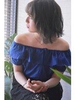 アトリエ ドングリ(Atelier Donguri)『髪質改善』smoky lavender ash