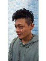 ベンケイ(HAIR AVENUE benkei)ナチュラルショートパーマ