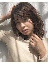 ガーデン ハラジュク(GARDEN harajuku)【鈴木ゆうすけ】柔らかく揺らぐ春レイヤー GARDEN